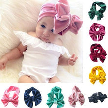 Load image into Gallery viewer, Cute Baby Toddler Infant Bowknot Headband - Jamesen
