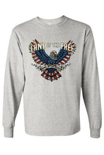 Load image into Gallery viewer, Long Sleeve Shirt Land Of The Free -Men - Jamesen