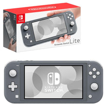 Load image into Gallery viewer, Nintendo Switch Lite Gray