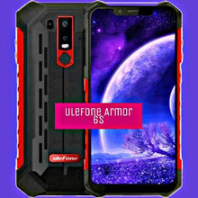 Load image into Gallery viewer, Ulefone Armor 6S Dual SIM 128GB 6GB RAM Red - Jamesen