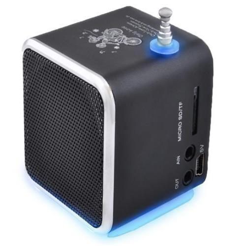 Wireless Mini Speaker Radio Mp3