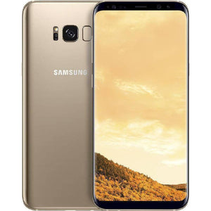 Samsung Galaxy S8 Plus Dual SIM 64GB SM-G955FD Gold - Jamesen