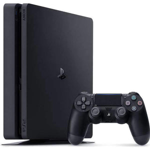 Sony PlayStation 4 Slim 500GB with Fortnite and 2 pieces of Dualshock 4 Black - Jamesen