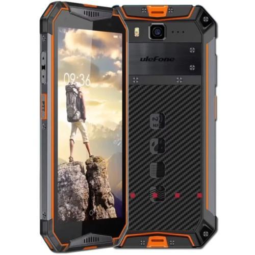 Ulefone Armor 3W Dual SIM 64GB 6GB RAM Orange - Jamesen