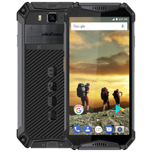 Load image into Gallery viewer, Ulefone Armor 3W Dual SIM 64GB 6GB RAM Black - Jamesen