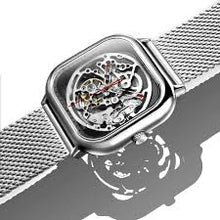 Load image into Gallery viewer, Xiaomi MI CIGA Design Automatic Mechanical Men Watch Silver - Jamesen