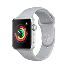 Load image into Gallery viewer, Apple Watch Series 3 Sport 42mm Aluminium Plastic Sport Band Fog Silver - Jamesen