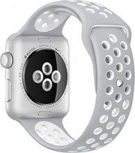 Load image into Gallery viewer, Apple Watch Series 2 Sport Nike Plus 42mm Alluminium Case White - Jamesen