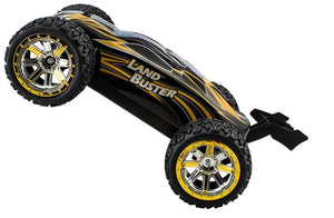 Land Buster Remote Controlled Car • 4-Wheel Drive - Yellow