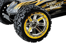 Load image into Gallery viewer, Land Buster Remote Controlled Car • 4-Wheel Drive - Yellow