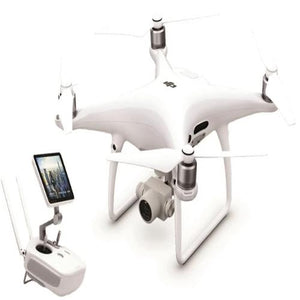 DJI Phantom 4 Pro plus Aircraft (Excludes Remote Controller and Battery Charger) White - Jamesen