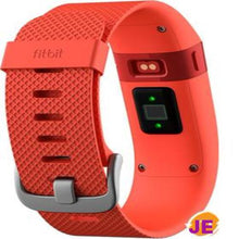 Load image into Gallery viewer, Fitbit Charge HR Tangerine (Large) - With Warranty - LIMITED OFFER -Lowest Price Available in Three Colours