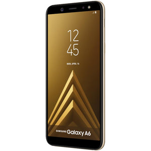 Samsung Galaxy A6 Plus (2018) Dual SIM 64GB 4GB RAM  Gold - Jamesen
