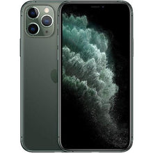 Load image into Gallery viewer, Apple iPhone 11 Pro Max Dual eSIM 64GB 4GB RAM Midnight Green - Jamesen