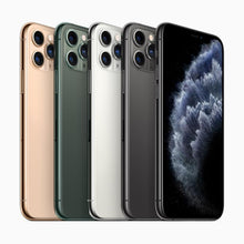 Load image into Gallery viewer, Apple iPhone 11 Pro Dual eSIM 256GB 4GB RAM Silver - Jamesen