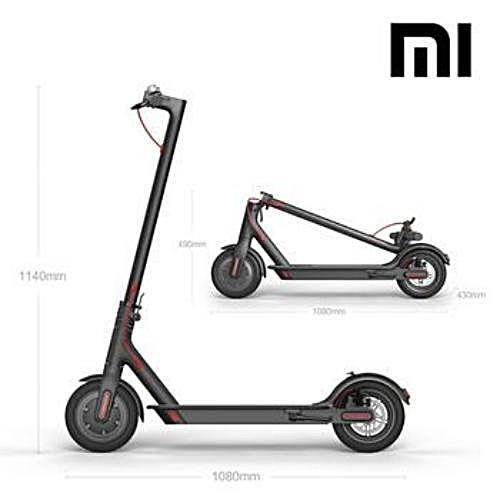 Xiaomi Mijia Electric Scooter M365 Black - Jamesen