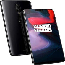 Load image into Gallery viewer, OnePlus 6 Dual SIM 128GB 8GB RAM A6003 Mirror Black