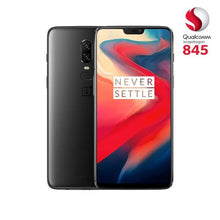Load image into Gallery viewer, OnePlus 6 Dual SIM 256GB 8GB RAM A6003 Midnight Black