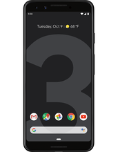 Load image into Gallery viewer, Google Pixel 3 LTE 64GB 4GB RAM Black