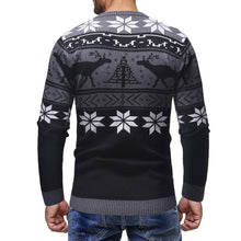 Load image into Gallery viewer, Slim Fit Sweater Casual Men - Jamesen