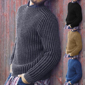 Cashmere Cotton Sweater Men - Jamesen