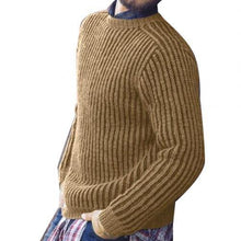 Load image into Gallery viewer, Cashmere Cotton Sweater Men - Jamesen