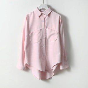 Long Sleeve Blouse - Women