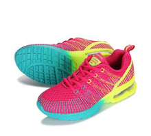 Load image into Gallery viewer, Breathable Sports Sneakers - Women - Jamesen