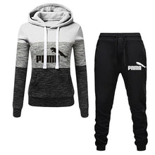 Load image into Gallery viewer, Winter Tracksuit Women