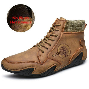 Zapatos Leather Boots - Men