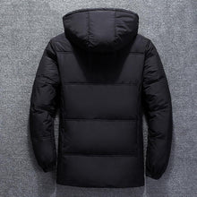 Load image into Gallery viewer, Winter Warm Men Hooded Jacket