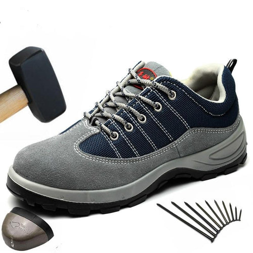 Static Steel Toe Boot - Men - Jamesen
