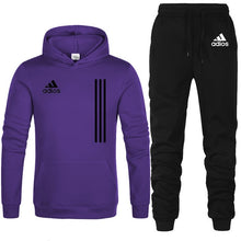 Load image into Gallery viewer, Zipper Hoodie + Pant Tracksuits - Men - Jamesen