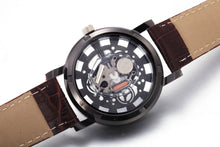 Load image into Gallery viewer, Men Machinery Leather Watch