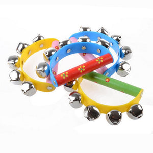 Baby Rainbow Jingle Musical Instrument Toy - Jamesen