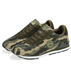 Unisex Camouflage Canvas - Jamesen