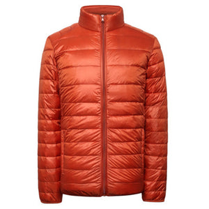 New Casual Ultralight Men Duck Down Jackets