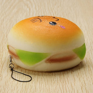 Squishy Hamburger Toy