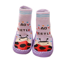 Load image into Gallery viewer, Baby Girl Cotton Indoor Socks - Spring - Jamesen