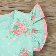 Load image into Gallery viewer, New Baby Girl Rompers Summer Girls Clothing