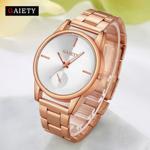 Load image into Gallery viewer, luxury Brand Fashion Gold Women Watch