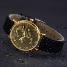 Load image into Gallery viewer, North Fashion Men Quartz Wrist Watch - Leather Band