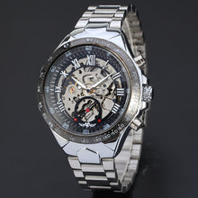 Load image into Gallery viewer, New Automatic Watch For Men - Stainless Steel