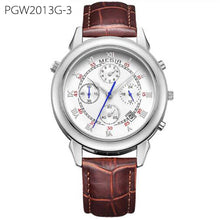 Load image into Gallery viewer, Original Military Men Leather Watch