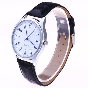 Men Casual Luxury Watch - Leather Band
