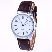 Load image into Gallery viewer, Men Casual Luxury Watch - Leather Band