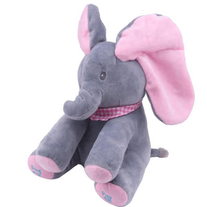 Baby Animated Elephant Teddy - Jamesen
