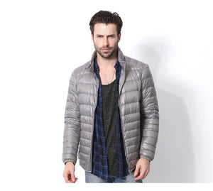 Ultra Light  Men Duck Down Jacket