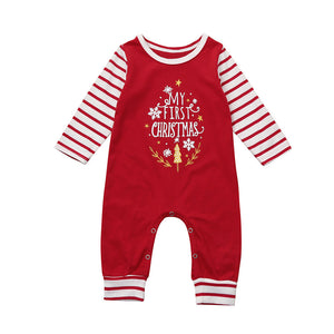 Newborn Baby Girls/Boys Rompers Jumpsuit Set Outfit