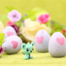 Load image into Gallery viewer, Surprise Magic Eggs 4pcs Hatching Eggs Toy + 1pcs Doll Toy